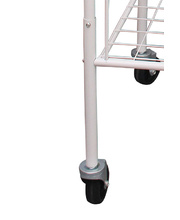 #Tikk Tokk Evacuation Cot Leg Extension - 22cm with Shelf