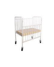 Tikk Tokk V2 Evacuation Metal Cot & Mattress & Castors