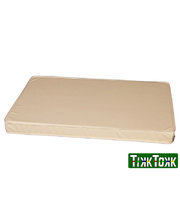 Tikk Tokk Foam Mattress - 100 x 60 x 8cmH Cream
