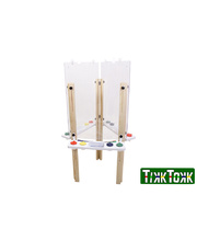 MYO Easel Legs - Wooden Triple