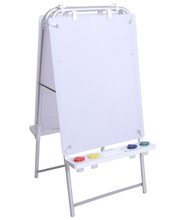 MYO Easel Outdoor Aluminium - Double White Board