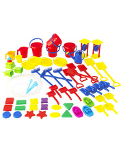 Sand & Water Classroom Set - 60pcs