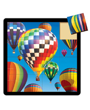 *SPECIAL: Tuzzles Balloons Challenge Puzzle - 18pcs