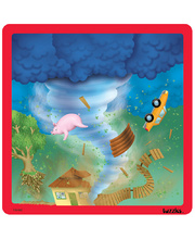 *SPECIAL: Tuzzles Natural Disaster Puzzle - Storm 20pcs