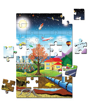 Tuzzles Atmospheres Puzzle - 40pcs