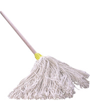 Children's Mop Including Handle - 67cmL
