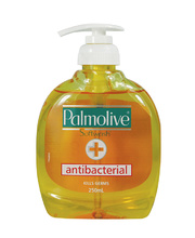 Palmolive Soft Wash Anti-Bacterial Hand Soap - Pump Pack 250ml