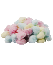 Craft Cotton Wool Balls - Coloured 110pk
