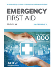 Emergency First Aid - Edition 18
