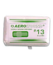 Sterile Wound Dressing - No 13 Small