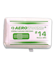 Sterile Wound Dressing - No 14 Medium