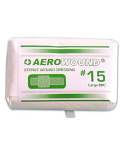 Sterile Wound Dressing - No 15 Large