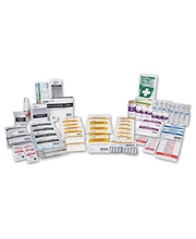 First Aid Kit - Workplace Response R2 1-25 People - Refill Kit