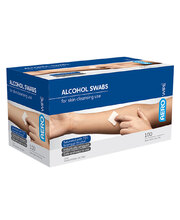 Antiseptic Sterile Alcohol Wipes - 200pk