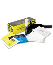 Deluxe Bodily Fluid Clean Up Kit - Single Module