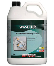 Septone Wash Up Dishwashing Liquid - 5L