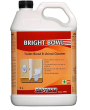 Bright Bowl Germicidal Toilet Bowl Cleaner - 5L