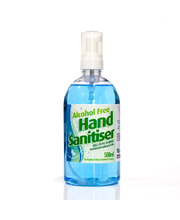 Alcohol Free Foaming Hand Sanitiser - 500ml