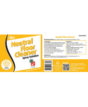 SoloPak Mops - Replacement Label Only
