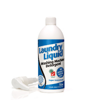Solo Pak Laundry Liquid - 750ml Refill Including Pump