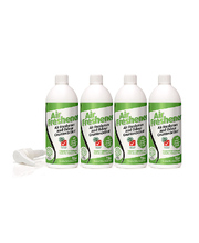 SoloPak Air Freshener - Box of 4 x 750ml Refills & 1 Pump