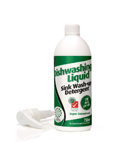 Solo Pak Pot Wash - 750ml Refill Including Pump