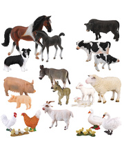 Collecta Farm Life Replica - Set Of 20