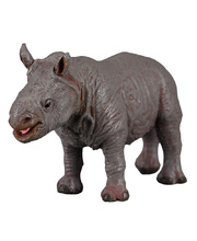 *SPECIAL: Collecta Wild Life Replica - White Rhinoceros Calf 7 x 4cmH