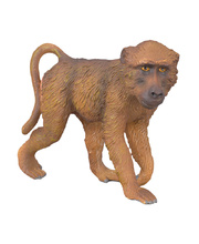 CollectA Wild Life Replica - Baboon Male 7.5 x 5.5cmH