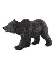 CollectA Wild Life Replica - American Black Bear 11 x 6cmH
