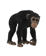 Collecta Wild Life Replica - Chimpanzee 5.5 x 5cmH