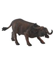 CollectA Wild Life Replica - African Buffalo 15.5 x 7.5cmH