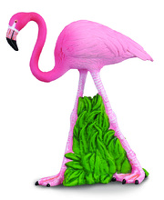Collecta Wild Life Replica - Flamingo 8 x 9cmH