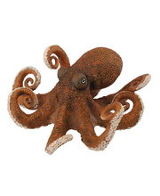 Collecta Sea Life Replica - Octopus 12 x 5cmH