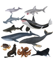 Collecta Sea Life Replica - Set of 11