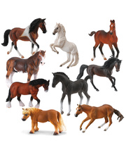 *Collecta Horse Replica - Set Of 9