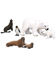 Collecta Polar Life Replica - Set of 6