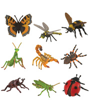 Collecta Insects & Bug Replica - Set of 9