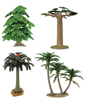 Collecta Tree Replica - Set of 4