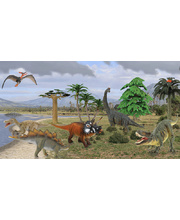 Collecta Dinosaurs & Prehistoric Trees - Set of 10