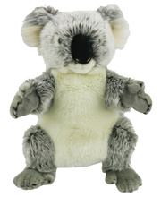 National Geographic Hand Puppet - Koala 29cm