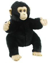 National Geographic Hand Puppet - Monkey 33cm
