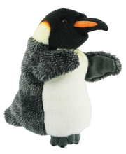 National Geographic Hand Puppet - Penguin 29cm