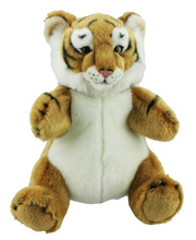National Geographic Hand Puppet - Tiger 35cm