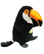 National Geographic Hand Puppet - Toucan 35cm