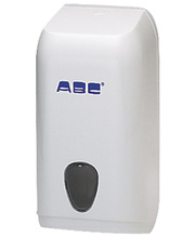 Dispenser For Interleaved Toilet Tissue - ABCD-250i