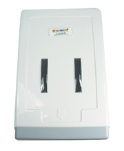 Dispenser For Slimline Hand Towel - DIS-4000