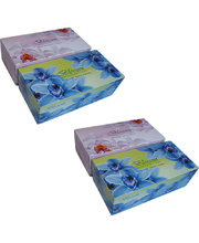 Blossom Facial Tissues - 2ply 4 Cartons (180sheets x 32pks)