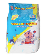 Value Pack Nappies - Large 9 to 14kg 92pk