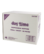 *SPECIAL: Daytime Nappies - Infant 4-8kg Pack of 96